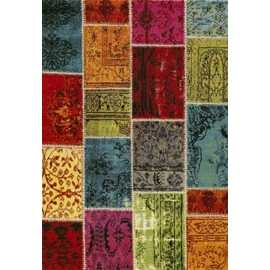 Tapis Ethno 819 Multicolore 80x150cm