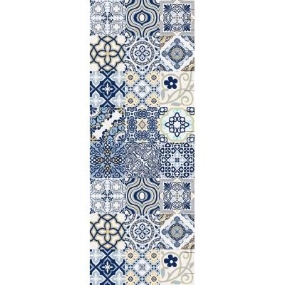 Tapis Utopia 250 Bleu 50x100cm