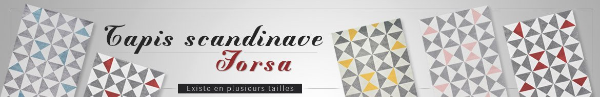 retrouvez la collection tapis salon forsa