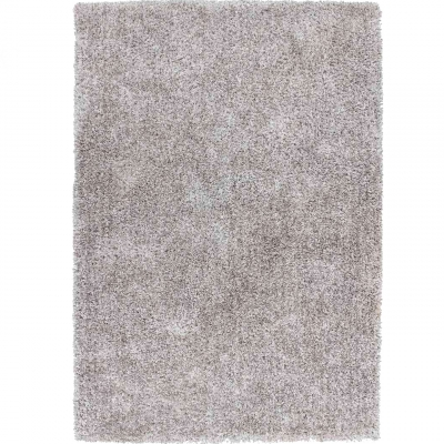koton tapis shaggy uni soft gris 80x150cm - Tapis Shaggy