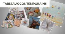 Tableaux contemporains