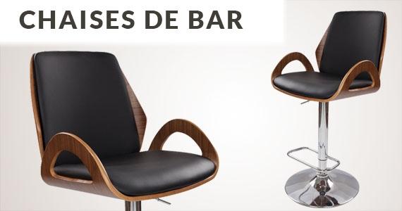 Chaises de Bar